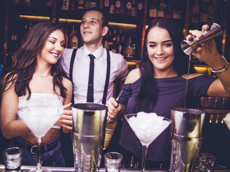 bachelorette party mixology Austin