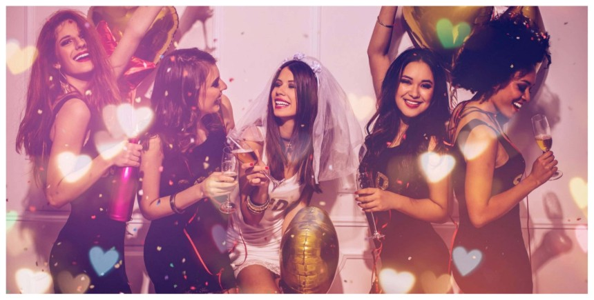 bachelorette party mixology activities